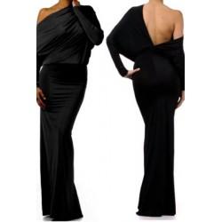 La robe convertible noire