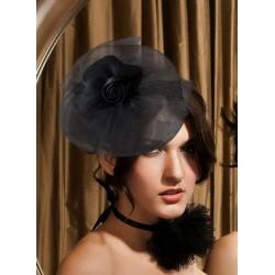 Le petit chapeau noir très classe