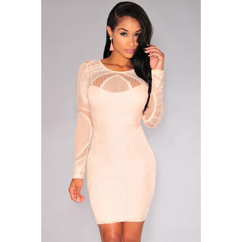 La robe en dentelle blanche Tania sur Bustiers et Corsets ba7d65837fb8