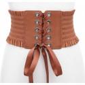 La ceinture corset taille haute 3 coloris