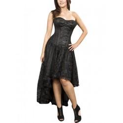 La robe gothique lolita en dentelle