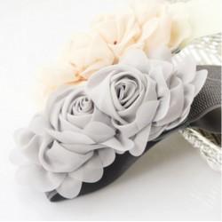 La ceinture à fleurs