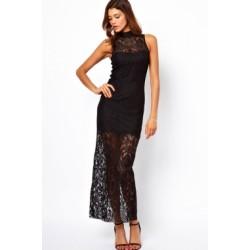 La robe noire double effet