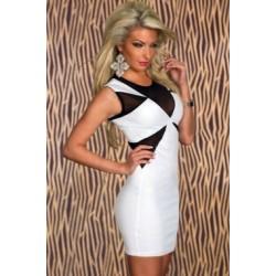 La robe blanche jeu de voiles